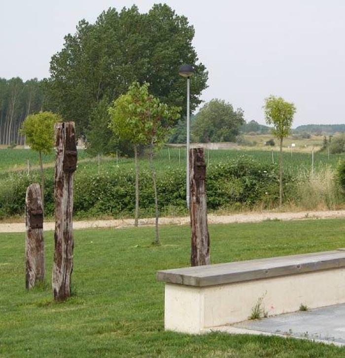 Remodelación de jardines ctra. Naharros