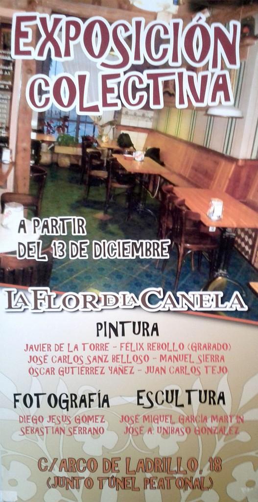 Exposición Colectiva La Flor de la Canela