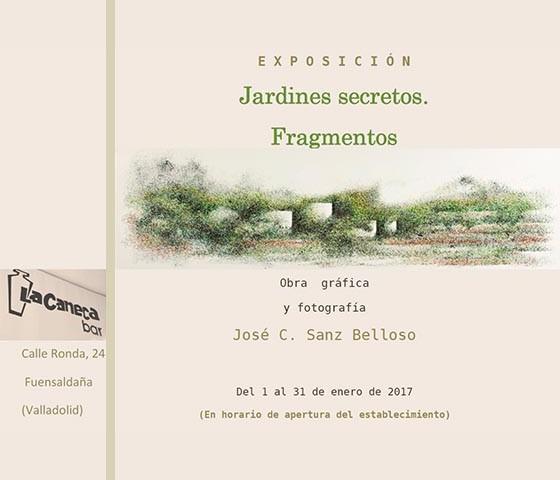 Tarjeta. Jardines secretos_Port